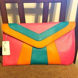 Womens Crossbody/Clutch Bag - NWT
